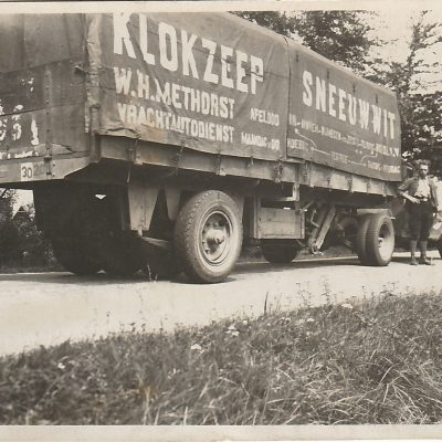 1930 Vrachtautobedrijf Methorst