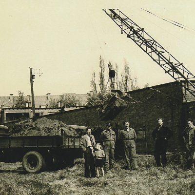 1937 Start Aannemerij Methorst