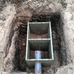 Regenwaterafvoer